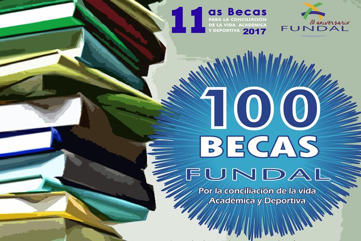 Nueva edición 100 Becas de Fundal