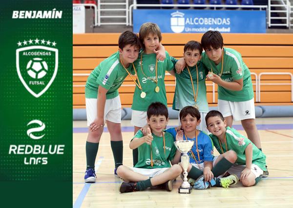 Benjamines Campeones