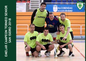 Campeon Torneo San Isidro