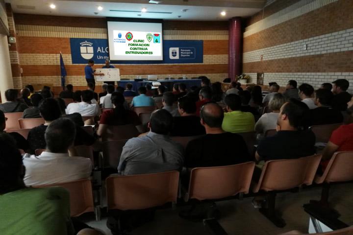 80 Entrenadores en Alcobendas