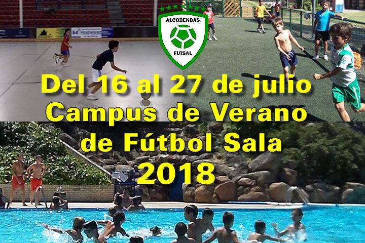 Campus de Tecnificacion de Futsal 2018