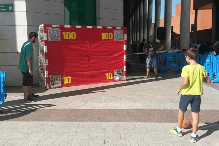 El Futsal en la Feria de las Asociaciones