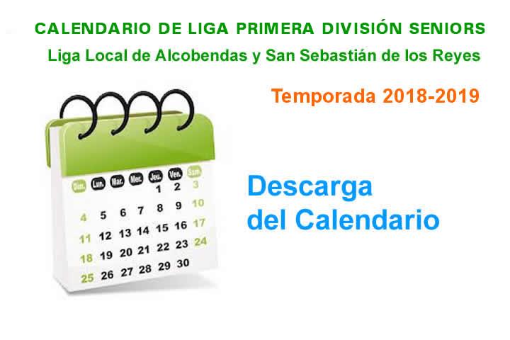 Calendario Senior