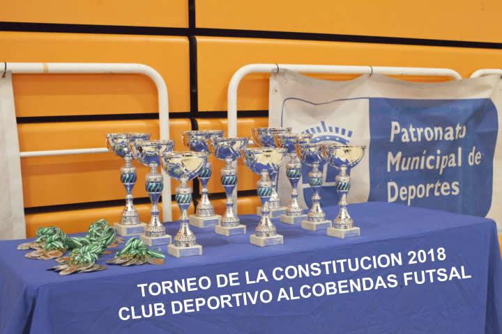 Torneo Constitucion 2018