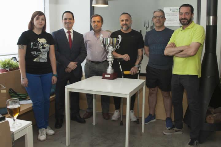 Sorteo Copa Iberica