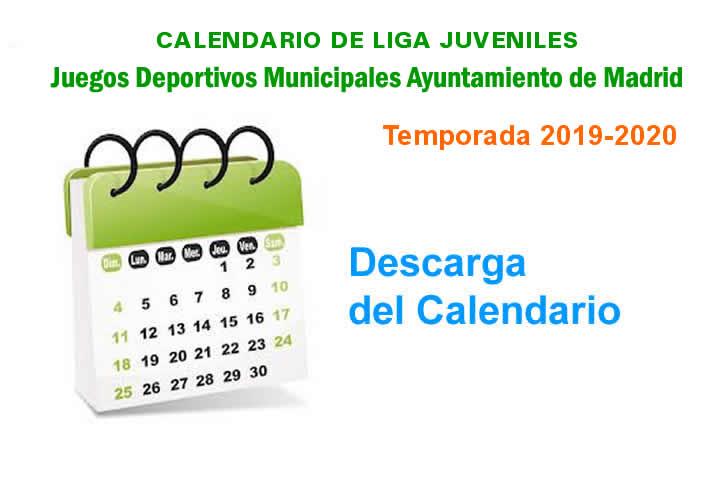Calendario Juveniles