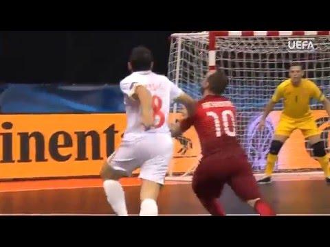 TOP 10 goles de Ricardinho: el 'Dios del futsal' | Diario AS