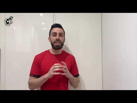 Rafel Pol, preparador físico de la Selección, te da estos consejos para el aislamiento en casa