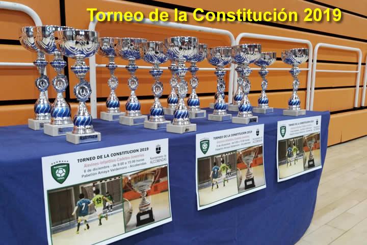 El Torneo de la Constitucion un exito