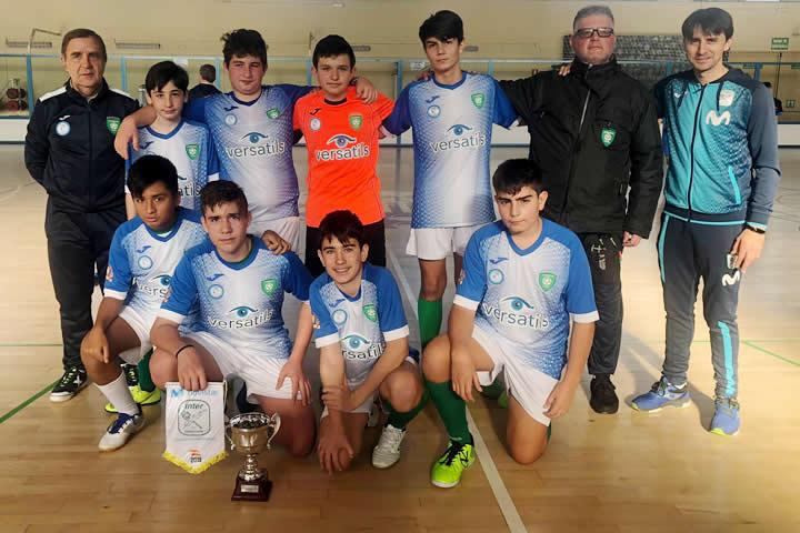 Los Infantiles en el Torneo Inter Movistar