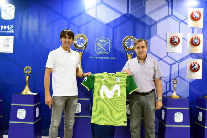 Alcobendas Futsal renueva con Inter