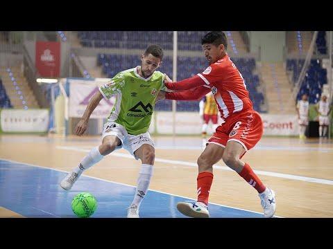 Palma Futsal - Jimbee Cartagena Jornada 5 Temp 20-21