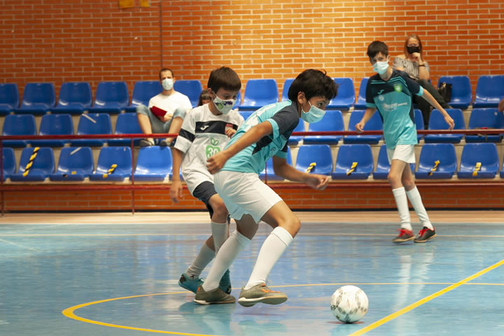 Alevines Torneo San Isidro
