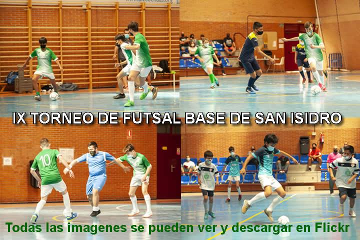 Collage Torneo San Isidro