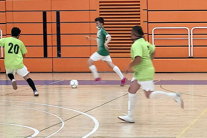 Cuartos-Julio Palacios VS Academia Alcobendas Futsal